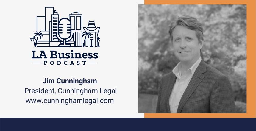 Jim Cunningham & Nick Cunningham, President, Cunningham Legal