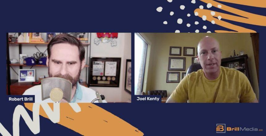 LA Business Podcast - Joel Kenty, Partner - Business Development Green Knight Metal Roofing