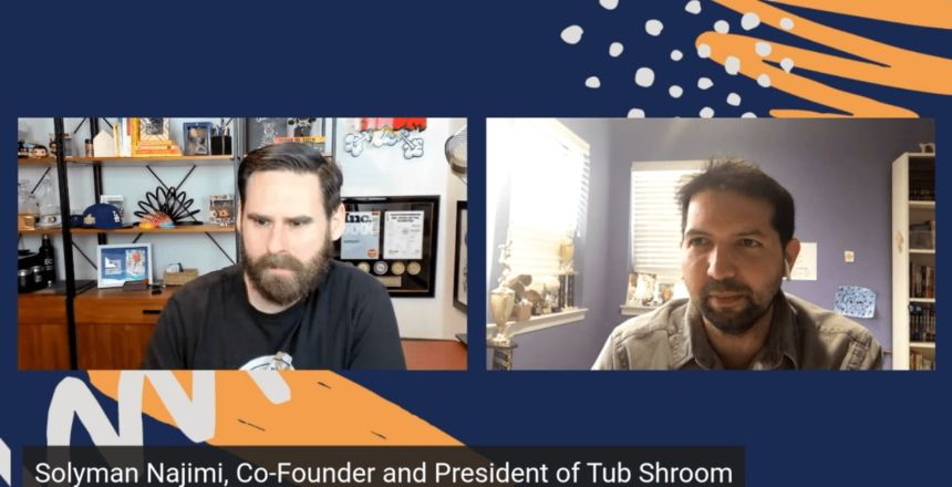 LA Business Podcast - Solyman Najimi, Founder & President of Tub Shroom