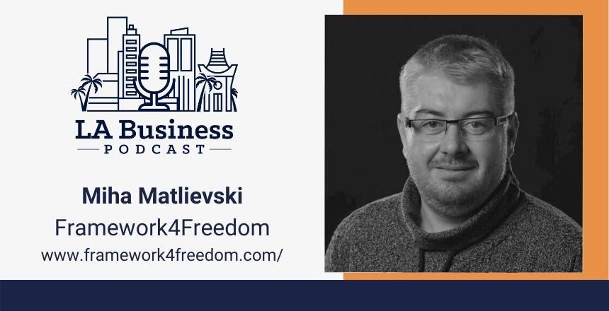 Miha Matlievski LA Business Podcast