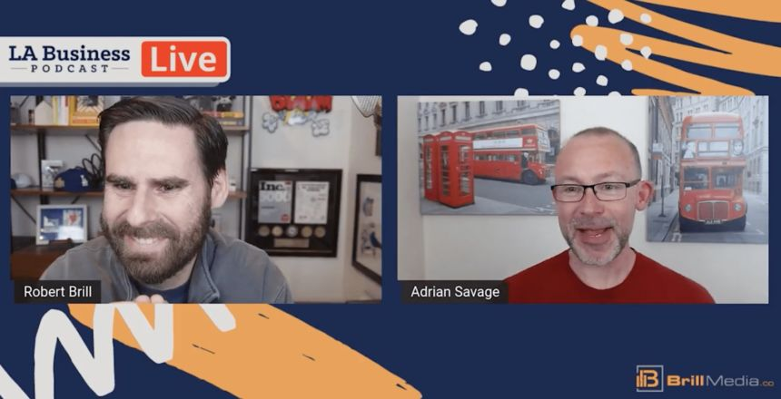 78. Adrian Savage, Founder of Deliverability Dashboard